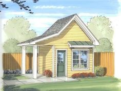 garden shed plans - Google Search