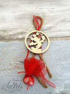 Christmas Ornaments, Holiday Decor, Home Decor, Wood, Decoration Home, Room Decor, Christmas Jewelry, Christmas Decorations, Home Interior Design