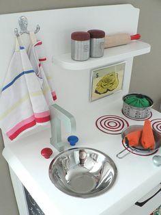 More play kitchen photos