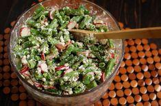 Sugar Snap Pea Salad - Beantown Baker