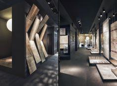 Royal Ceramica pavilion at Cersaie 15 by Paolo Cesaretti, Bologna – Italy » Retail Design Blog