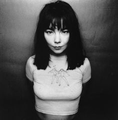 Bjork...excuse me while I dork out on my old crush!