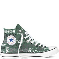 088771f32b07 Chuck Taylor All Star Boston green Jack Purcell