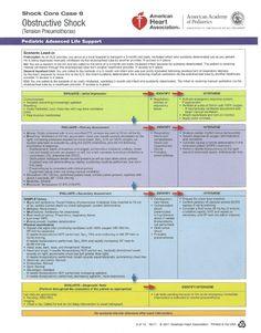 PALS Core Case 6 Obstructive Shock Tension Pneumothorax