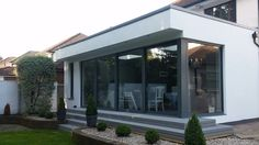 flat roof contemporary extension - Google Search