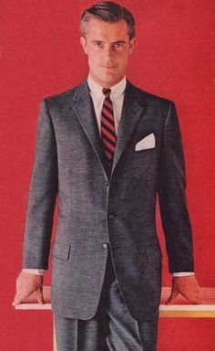 """cchensvold: """" In praise of the 1960s Fashion Mens, Retro Fashion, Classic Fashion, Vintage Costumes, Vintage Outfits, Vintage Clothing, Barefoot In The Park, Ivy Look, Ivy League Style"""