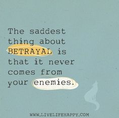 I've learned this lesson the hard way.....