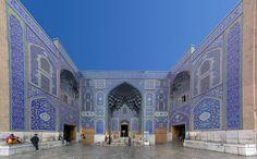 Mosque of Shaykh Lutfallah, Isfahan, 1619, Iran