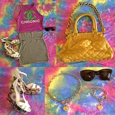 Coco Chronic, Juicy Couture, and Steve Madden