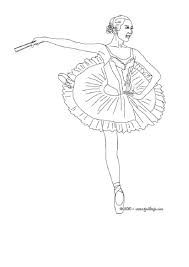 Worksheet. Resultado de imagen para bailarina de ballet dibujo para colorear