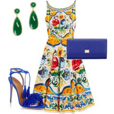 Vibrant Colors by Dolce & Gabbana