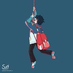 Mimi N are creating SUN Project - Fanart - Critique Dark Art Illustrations, Illustration Art, Sad Anime, Anime Art, Sun Projects, Looks Dark, Vent Art, Arte Obscura, Sad Pictures