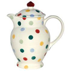 The Emma Bridgewater Polka Dot Coffee Pot