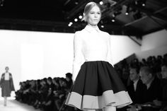 #Inspiration #BlackAndWhite #Trend #Runway #Style #BiographyTrend #GlacePetit #BiographyCollection #Biography