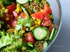 Grill Party, Soup And Salad, Cobb Salad, Grilling, Food And Drink, Tasty, Snacks, Cooking, Recipes