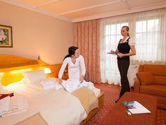 4-star service at the Hotel Vitaler Landauerhof / 4-Sterne Service im Hotel Vitaler Landauerhof