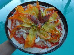 C'è Pizza Per te - Fiori di Zucca sotto le Stelle cadenti ed incontri ravvicinati <3 http://lovelycake-gatta.blogspot.it/2013/08/ce-pizza-per-te-fiori-di-zucca-sotto-le.html