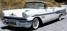1957 Pontiac Bonneville. Maintenance/restoration of old/vintage vehicles: the material for new cogs/casters/gears/pads could be cast polyamide which I (Cast polyamide) can produce. My contact: tatjana.alic@windowslive.com