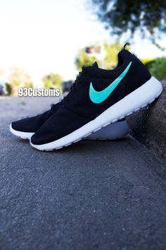 c892c2749 Check it s Amazing with this fashion Shoes! get it for 2016 Fashion Nike  womens running shoes Custom Nike Roshe Run iD