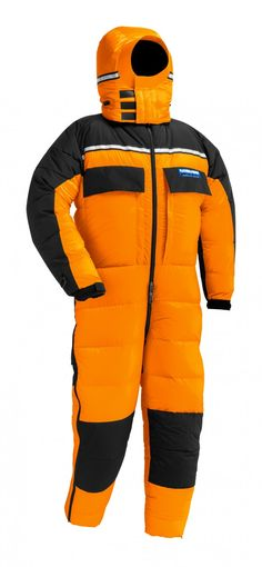 Expedition Down Suit Aztec