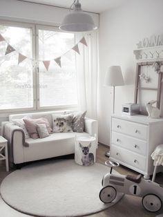 Nursery Design: White on White