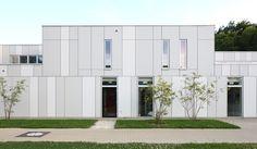 Kindergarten Darmstadt. MTP architekten. EQUITONE facade materials. equitone.com
