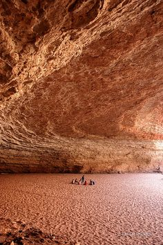 photo of hidden caves in grand canyon | Inside Redwall Cavern | Flickr - Photo Sharing!