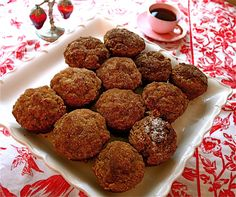 Apple and Cinnamon Spelt Muffins - Musings... by Mix Hart
