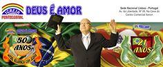 Igreja Pentecostal Deus é Amor - PORTUGAL