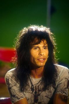 Mr. Aerosmith himself! Steven Tyler