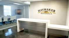 AMB Projects - Haymaker - Designed by Breann Nash