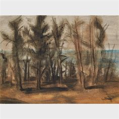 View Sous - Bois By Stanley Cosgrove; oil on canvas; Access more artwork lots and estimated & realized auction prices on MutualArt. Oil On Canvas, Artwork, Auction, Tapestry, Painting, Decor, Woodwind Instrument, Hanging Tapestry, Work Of Art