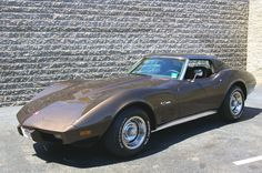 I loved my 1976 brown Stingray Corvette with T- tops.