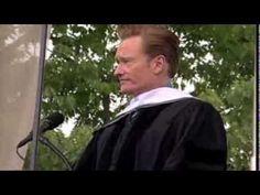 Why Conan O'brien's Commencement Speech Will Always Resonate - Levo
