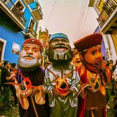 Fiestas de la Calle San Sebastián, Viejo San Juan, Puerto Rico