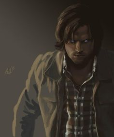 Ezekiel!Sam Fan Art-oh my gosh this look so good I give props to the person who drew this it looks amazing