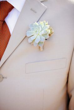 I love this Boutonniere!
