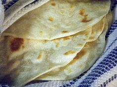 Awesome Tortilla Recipe!