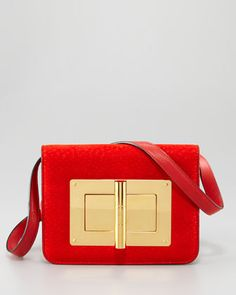 Lust!     Medium Peccary Natalia Bag by Tom Ford at Neiman Marcus.