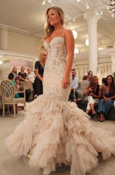 See all the beautiful wedding gowns featured in Kleinfeld Bridal, on Season 15 of TLC's Say Yes to the Dress with Randy Fenoli!