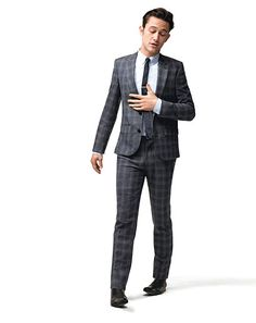 I'd love to see Brandon in a suit like this!