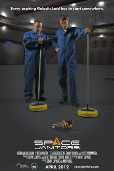 A web-series about janitors on the Death Star