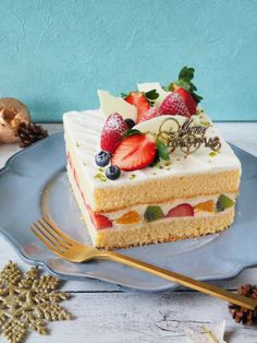Japanese Cake, Fancy Desserts, Cute Food, Let Them Eat Cake, Sweet Recipes, Cupcake Cakes, Cake Decorating, Sweet Tooth, Food And Drink
