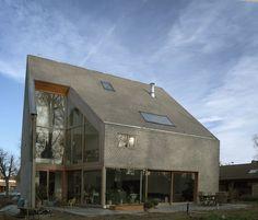 Gallery of Ternat House / V + bureau vers plus de bien-être - 13