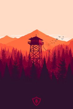 Kunst und Illustration Illustrator Olly Moss' beautiful artworks underpin the coolest game in the wo Art And Illustration, Good Phone Backgrounds, Iphone 7 Wallpapers, Simple Wallpapers, Best Wallpapers For Iphone, Minimalist Desktop Wallpapers, Latest Wallpapers, Simple Backgrounds, Hd Desktop