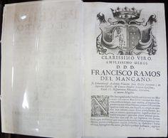 CASTRO, Gabriel Pereira de, 1571-1632. Tractatvs de manu regia : pars prima. Editio noviflima. Lvgdvni: Clavdii Bovrgeat, 1673. Detalhe: interior da obra