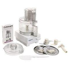 Cuisinart DLC-10S Pro Classic 7-Cup Food Processor - product review at Cheftalk.com