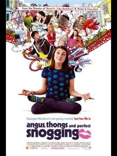 Angus, Thongs and Perfect Snogging posters for sale online. Buy Angus, Thongs and Perfect Snogging movie posters from Movie Poster Shop. We're your movie poster source for new releases and vintage movie posters. Teen Movies, Funny Movies, Good Movies, Amazing Movies, Angus Thongs And Perfect Snogging, Georgia Groome, Best Chick Flicks, Bride And Prejudice, Aaron Johnson