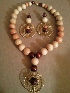 Handmade Jewelry designed by Cherey P @womensmallbiz for our fundraiser