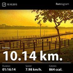 Slow ten good morning  My recent activity! - 10.14 km Running #health #sport #runstagram  #runstagrammer #run #running #runnerscommunity #runnerinspiration #runforabettertomorrow #sgrunners #instarunner #instarunners #instarun #worlderunners #hazepleasegoaway